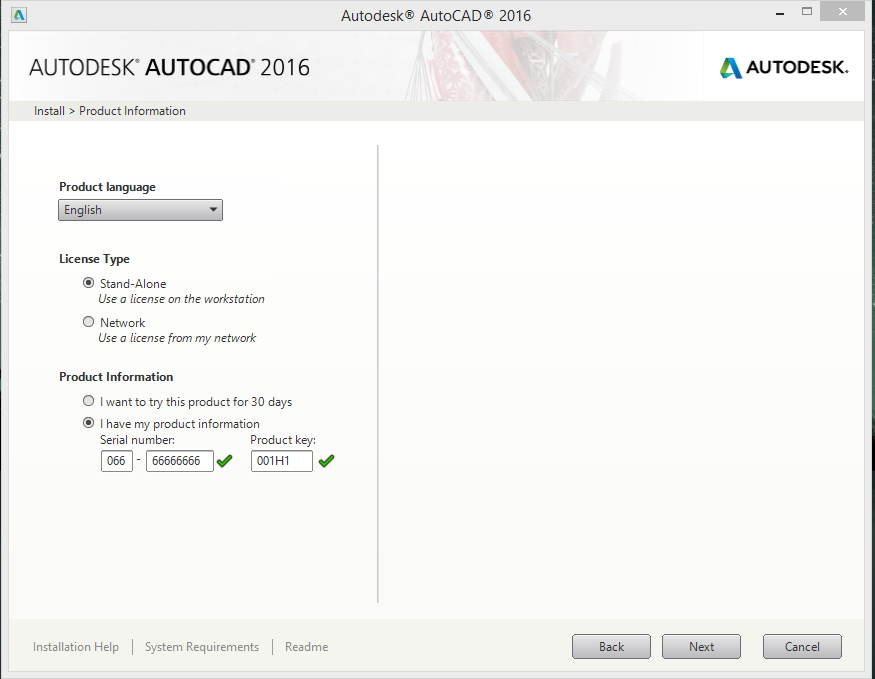 autocad 2016 xforce 64 bit download serial key registration