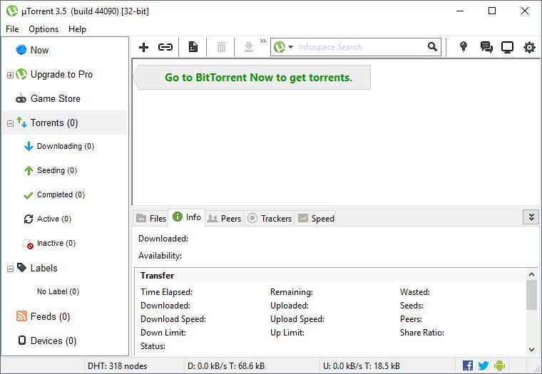 utorrent pro hack registration key