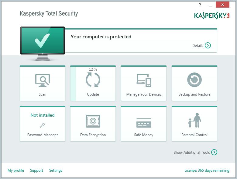 kaspersky total security 2019 crack lifetime activation
